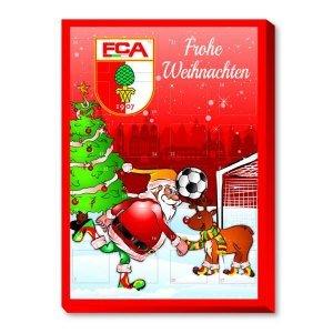 FC augsbourg/wohlfühlspezi calendrier de l'avent motif fCA