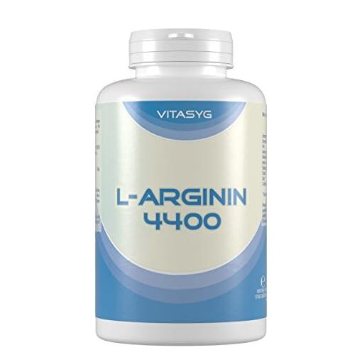 Vitasyg L-Arginin
