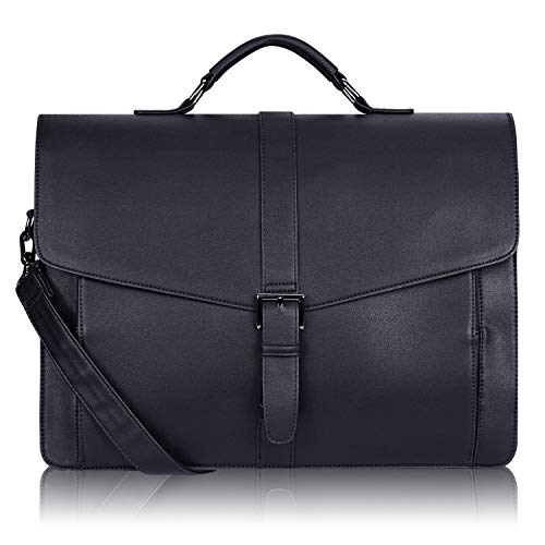 Yzcase Estarer Sac Porte Documents Homme Cuir Vintage...