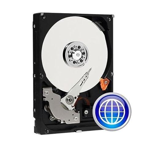 Western Digital - WD1600AAJB Blue - Disque dur interne 8,9 cm (3,5