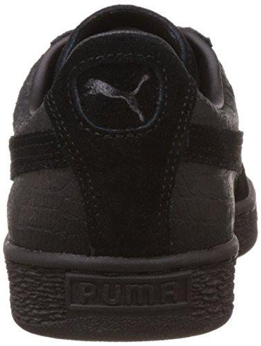 Puma 361372, Baskets Basses Mixte Adulte Noir (PumaNoir 01)