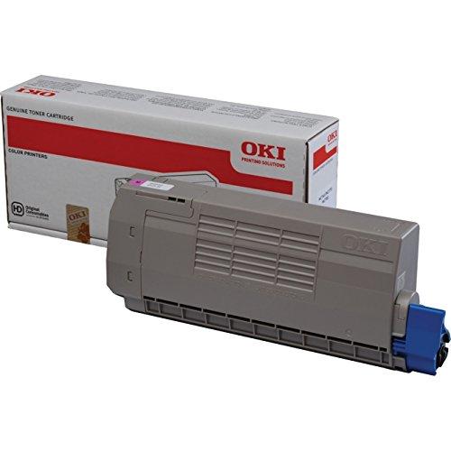 Preisvergleich Produktbild OKI MC760  MC770  MC780 Toner magenta Standardkapazität 6.000 Seiten 1er-Pack
