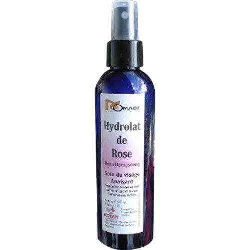 Eau florale de rose bio (hydrolat)
