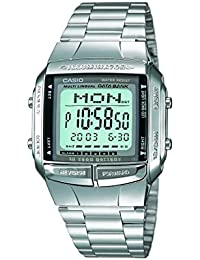 Casio Vintage Series Digital Grey Dial Men's Watch - DB-360-1DF (DB27)