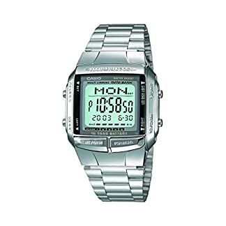 Casio Vintage Series Digital Grey Dial Men's Watch – DB-360-1DF (DB27)