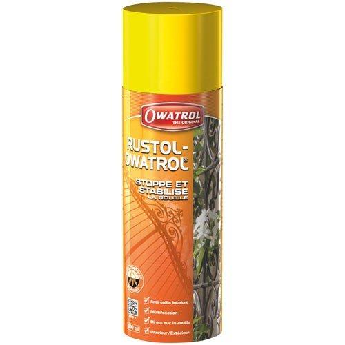 2 x Owatrol Öl Rostschutz/Rostversiegelung 300 ml Sprühdose