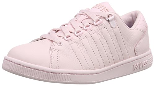 K-Swiss Lozan Iii Monochrome, Baskets Basses femme Rose - Pink (Blushing Bride/Blushing Bride)
