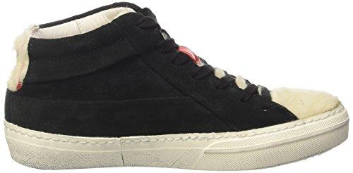 Ishikawa 1269, Sneaker a Collo Alto Unisex-Adulto Nero