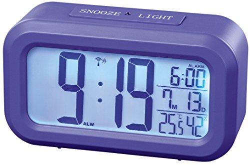 Hama RC 660 Digital, Ajuste automático Hora Dos Relojes