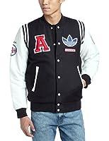 Adidas Collegejacke Men STADIUM JKT M33846 Black