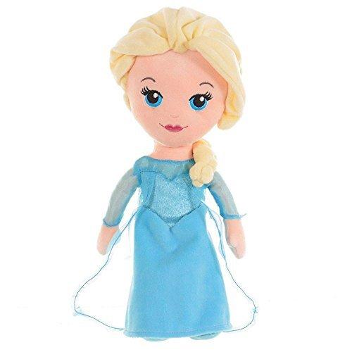 Disney Eiskönigin Frozen - Plüsch Figur Elsa 30 cm
