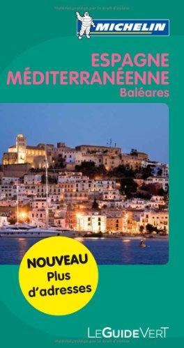 Guide Vert Espagne Méditerranenne, Baléares