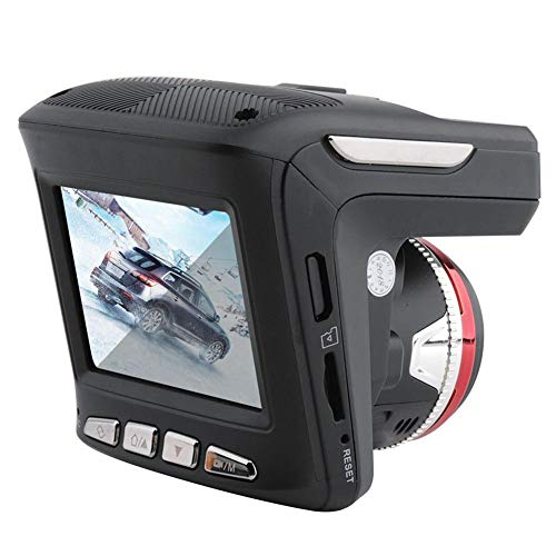 Cokeymove 2 en 1 HD 1080 P Car DVR Grabador Radar