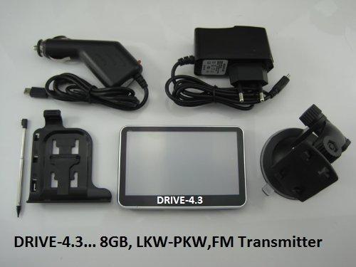 43-Zoll-Navigationsgert-DRIVE-43–ganz-Europa-Neuste-Karten-fr-LKW-TRUCK-BUS-TAXI-PKW-WOHNMOBIL-UND-CAMPER-Kostenlos-karten-update-8GB-interne-speicher-Sofort-Lieferbar