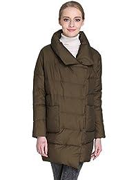 Queenshiny® Women Warm Light Tie Buckle Down Coat