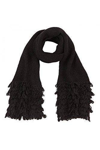 baby-alpaga-echarpe-noire-en-maille-avec-franges-100-en-laine-de-baby-alpaga
