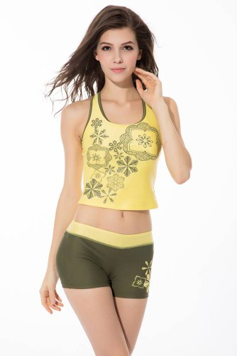 Ivy Shi donna Sport tankinis 04