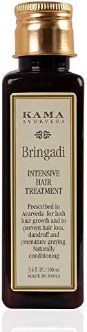 Kama Ayurveda Bringadi Intensive Hair Treatment, 100ml
