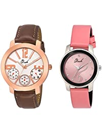 Combo Set Of Fashionable Wrist Watches For Boys & Girls - By Posh Designs