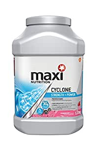 MaxiNutrition Cyclone - Strawberry, 1.26 Kilogram