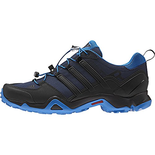 adidas Terrex Swift R, Chaussures de Randonnée Homme, Noir Bleu