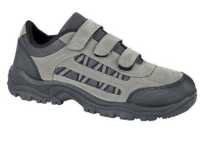 Aldo - Botas para hombre gris gris, color gris, talla 39.5