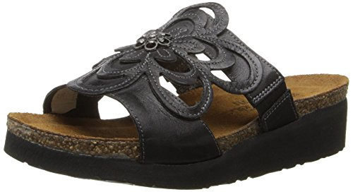 Naot - Pantofole Donna (Schwarz (Black B25))
