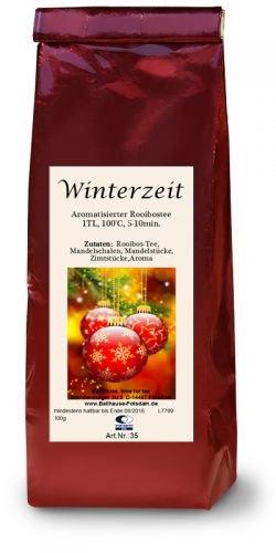 Winterzeit-Rotbuschtee-Wintertee