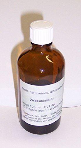 Zirbenöl, 100 ml