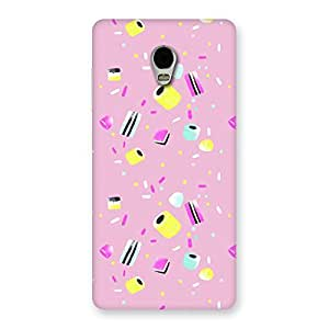 Candy Fly Back Case Cover for Lenovo Vibe P1