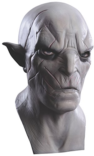 Der Hobbit Ork Azog Maske aus (Der Ringe Herr Kostüm Zwerg)
