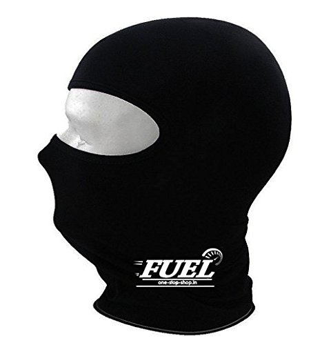 OSS-Fuel Face Mask/Balaclava for Bikers/Cyclist (Set of 2) (Black_Medium)