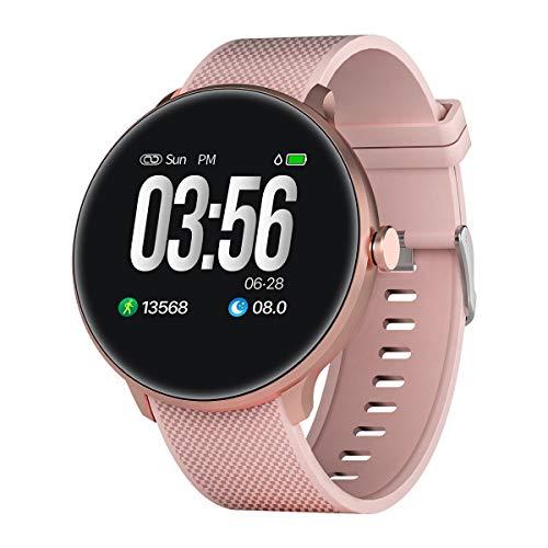 Smartwatch Fitness Monitor Actividad presión Arterial