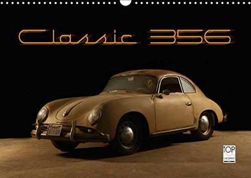 Classic 356 (Wandkalender 2017 DIN A3 quer): Der legendäre Porsche 356 (Monatskalender, 14 Seiten) (CALVENDO Mobilitaet)