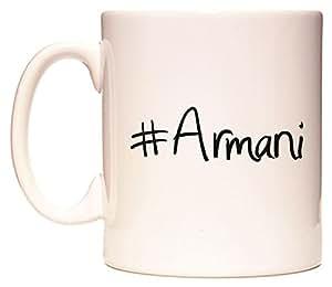 #Armani Tazza di WeDoMugs