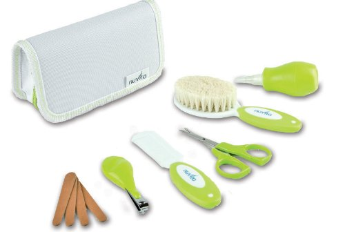 Nuvita I084HB120120 Kit Baby Care, Verde - baby Care