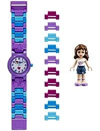 Reloj Infantil analógico modificable de Olivia de LEGO Friends 8020165