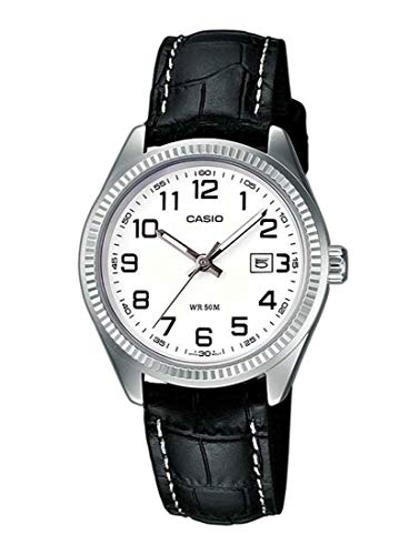 Casio Collection Damen-Armbanduhr Analog Quarz LTP-1302PL-7BVEF