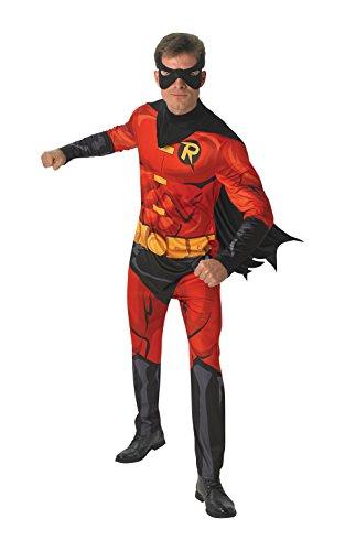 Rubies 3810460 - Robin Comic Book - Adult, Verkleiden und Kostüme, (Original Robin Kostüme)