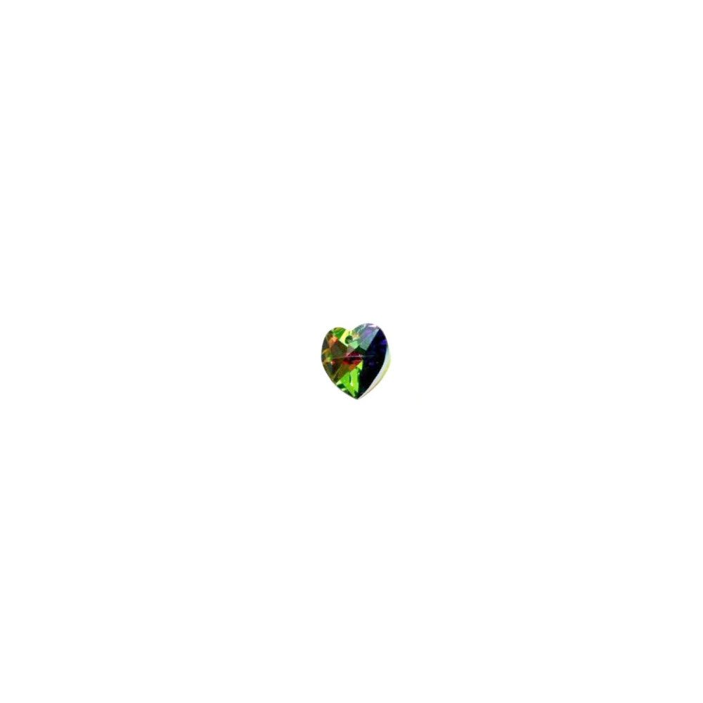 Swarovski elements-heart vetro 1���10�mm 6202-medium