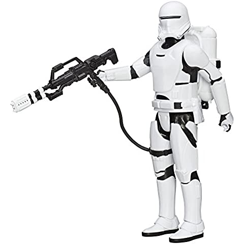 Star Wars - El Despertar de la Fuerza - Playset First Order Flametrooper, 30cm (B3916)