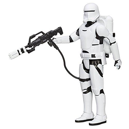 Star Wars - El Despertar de la Fuerza - Playset First Order Flametrooper, 30cm (B3916)