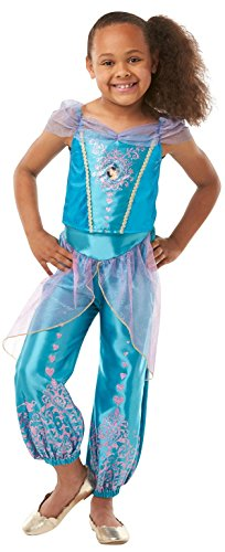 Rubie's 640724 M Offizielles Disney Prinzessin Jasmin Gem costume-medium -