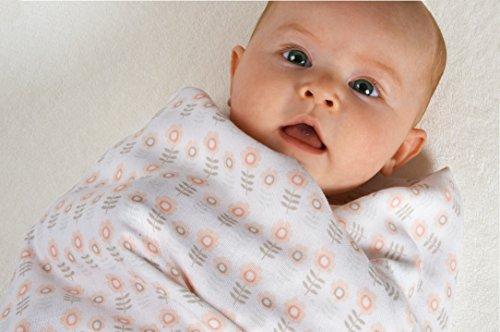 Wickeltuch aus Musselin, zu Baby Jacquard Decke