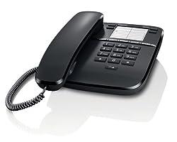 Gigaset DA310 Corded Phone (Black)