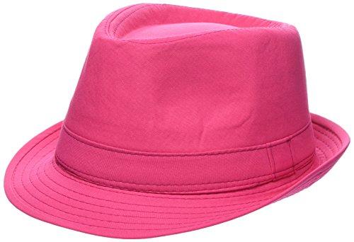 eBuyGB Unisex 1289838Sommer Panama Hat, Pink, One size