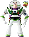 Mattel Disney Toy Story 4-Buzz Lightyear ¡hasta el infinito y más...