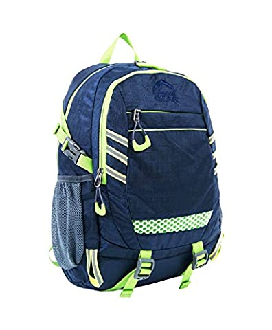 Outdoor Gear 1211 Waterproof Backpack and Rucksack - Navy, 20 Litre