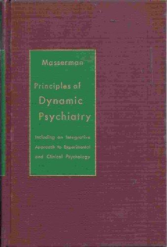 Principles of Dynamic Psychiatry