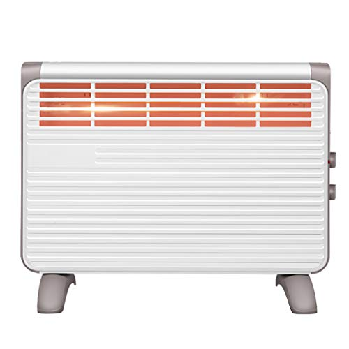 JCX Riscaldatore Portatile del Pannello del radiatore del convettore 1900W - con modalità di Resistenza al Gelo e Funzione di Taglio Termico di Sicurezza, Ideale per casa/Ufficio